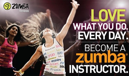 zumba instructor training philippines   Kristie Bonifacio